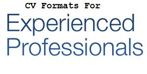 Resume Template For Freshers - nmdnconferencecom